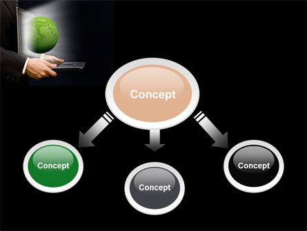 Green Solutions PowerPoint Template, Slide 4, 07063, Global — PoweredTemplate.com