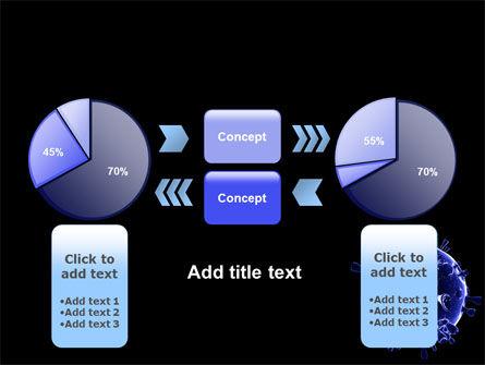 Biological Virus PowerPoint Template Slide 11