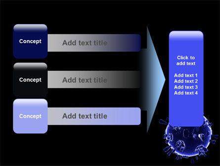 Biological Virus PowerPoint Template Slide 12