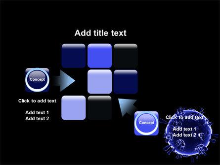 Biological Virus PowerPoint Template Slide 16