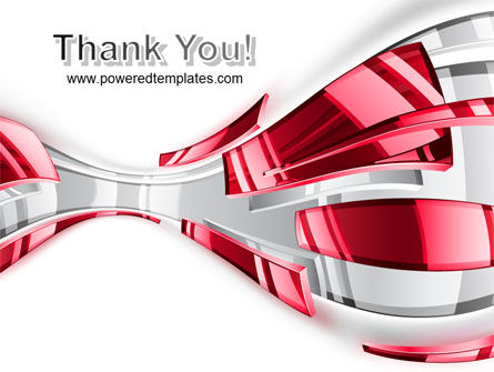 Abstract Shiny PowerPoint Template Slide 20