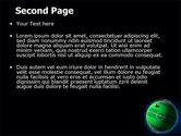 Football Planet PowerPoint Template#2