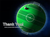 Football Planet PowerPoint Template#20