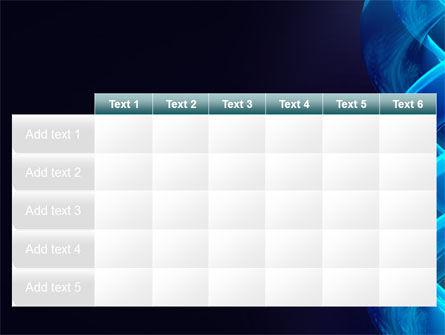 Blue Helix PowerPoint Template Slide 15