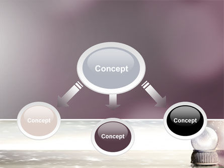 Crystal Ball PowerPoint Template Slide 4