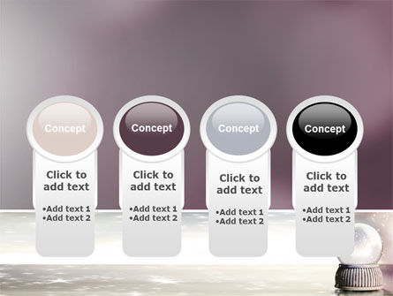 Crystal Ball PowerPoint Template Slide 5
