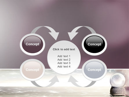Crystal Ball PowerPoint Template Slide 6