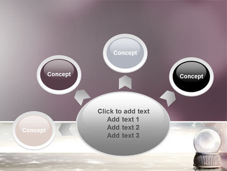 Crystal Ball PowerPoint Template Slide 7