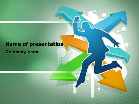 Making Choice PowerPoint Template