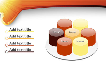 Sun Light Theme PowerPoint Template Slide 12