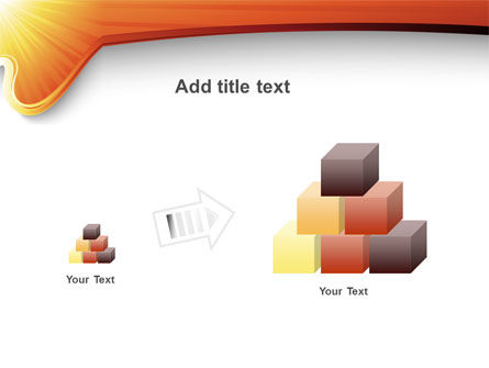 Sun Light Theme PowerPoint Template Slide 13
