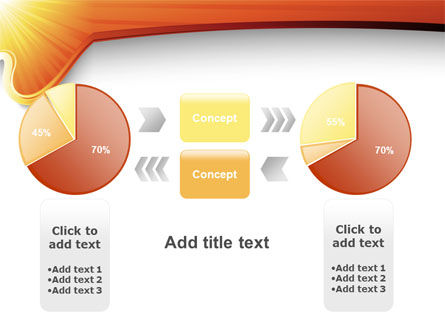 Sun Light Theme PowerPoint Template Slide 16