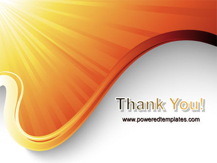 Sun Light Theme PowerPoint Template Slide 20