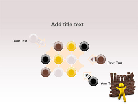 Limit PowerPoint Template Slide 10