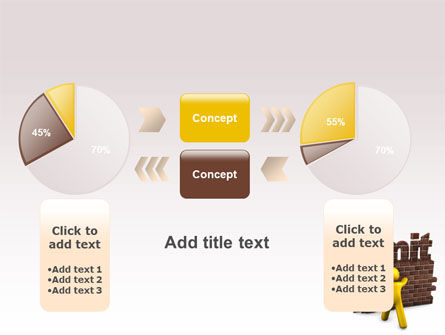 Limit PowerPoint Template Slide 16
