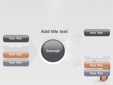 Foot Plaster PowerPoint Template Slide 14