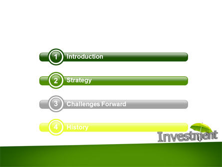Investment PowerPoint Template, Slide 3, 07084, Careers/Industry — PoweredTemplate.com