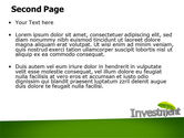 Investment PowerPoint Template#2