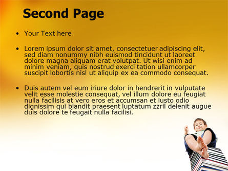 Knowledge Base PowerPoint Template, Slide 2, 07086, Education & Training — PoweredTemplate.com
