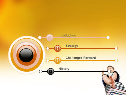 Knowledge Base PowerPoint Template, Slide 3, 07086, Education & Training — PoweredTemplate.com