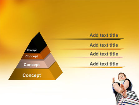 Knowledge Base PowerPoint Template, Slide 4, 07086, Education & Training — PoweredTemplate.com