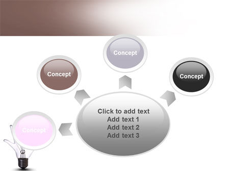 Smart Electricity PowerPoint Template Slide 7