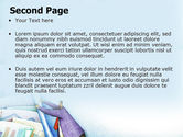 Business Papers PowerPoint Template#2