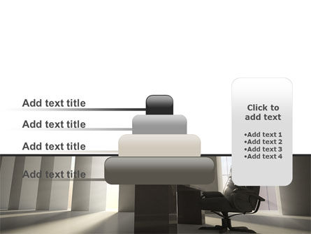 Free Business Office PowerPoint Template Slide 8