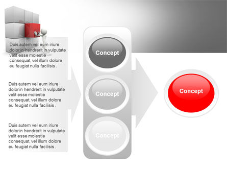 Fitting the Part PowerPoint Template Slide 11