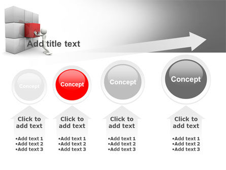 Fitting the Part PowerPoint Template Slide 13