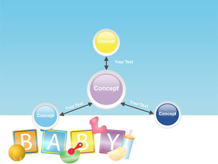 Baby Theme PowerPoint Template Slide 14