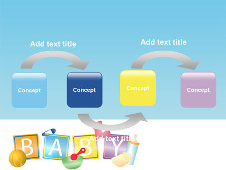 Baby Theme PowerPoint Template, Slide 4, 07094, Education & Training — PoweredTemplate.com