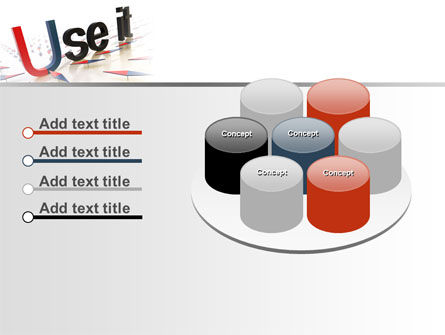 Use It PowerPoint Template Slide 12