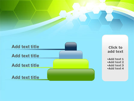 Yellow and Green Theme PowerPoint Template Slide 8