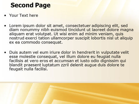 Free Yellow Pages PowerPoint Template Slide 2