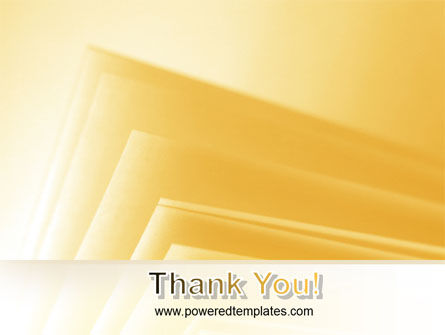 Yellow Pages Free PowerPoint Template Slide 20
