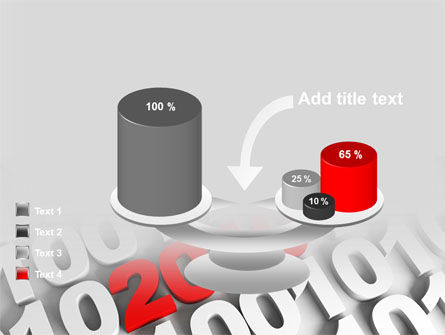 2010 PowerPoint Template Slide 10