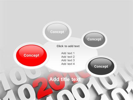 2010 PowerPoint Template Slide 16