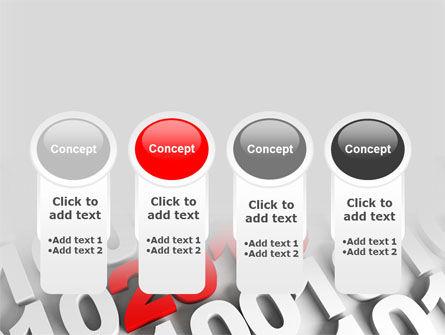 2010 PowerPoint Template Slide 5