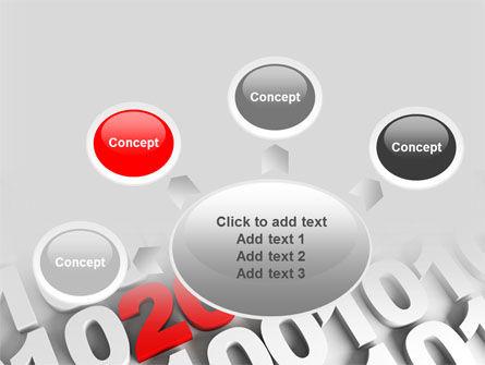2010 PowerPoint Template Slide 7