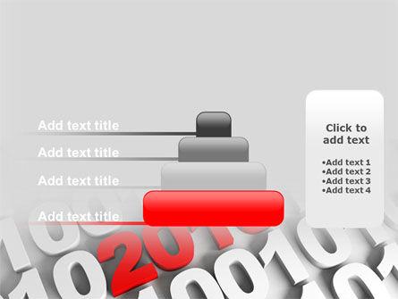 2010 PowerPoint Template Slide 8