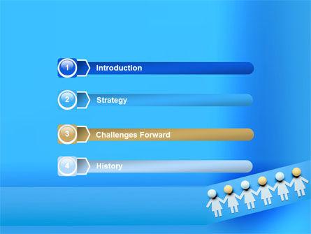 Women Organization PowerPoint Template, Slide 3, 07107, Medical — PoweredTemplate.com