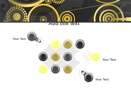Ticking Mechanisms PowerPoint Template Slide 10