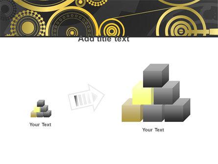 Ticking Mechanisms PowerPoint Template Slide 13