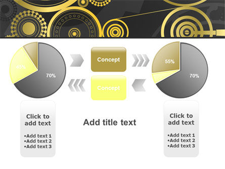 Ticking Mechanisms PowerPoint Template Slide 16