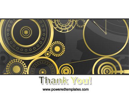 Ticking Mechanisms PowerPoint Template Slide 20