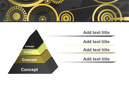 Ticking Mechanisms PowerPoint Template, Slide 4, 07108, Consulting — PoweredTemplate.com