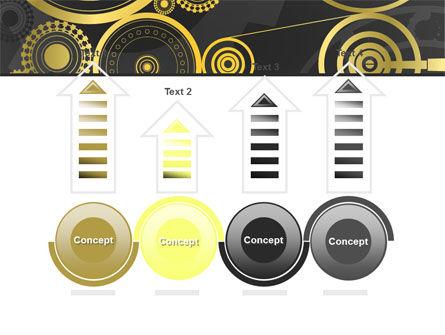 Ticking Mechanisms PowerPoint Template Slide 7