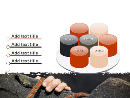 Climber PowerPoint Template Slide 12