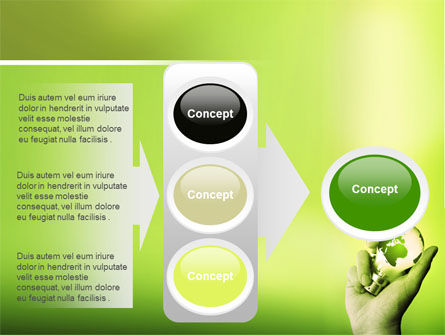 Olive Lamp PowerPoint Template Slide 11